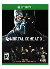 Wb Mortal Kombat Xl - Fighting Game - Xbox One (1000588320)