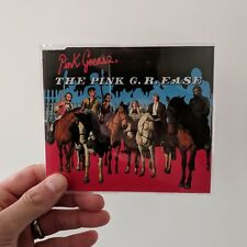 The Pink G.R.Ease (PINK GREASE) / I Need Blood / Fever RARE Sheffield CD! 2004