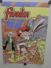 Poster NL weekblad 1989 / ca.A3 / Franka Henk Kuijpers (e-02778)