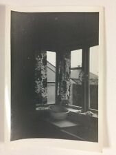Vintage BW Real Photograph #AL: Kitchen Sink!