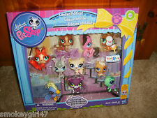 Littlest Pet Shop Limited Edition Collector Pack 10 Pets TRU Exclusive 2013, 4+