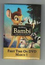 "Disney ""Bambi"" Promotional Button"