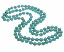 Natural Beaded Costume Necklaces & Pendants