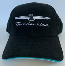 RARE FORD THUNDERBIRD LIGHTWEIGHT POLY HAT/CAP OFFICIALLY LICENSED
