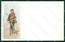 Military Russia Russian Soldier postcard XF3647