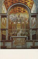 "*Rome Postcard-""Santa Maria Mediatrix Church""  O.F.M. Roma (#187)"