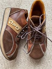 Dolce Gabbana Junior Boys Brown Sneakers 31 Preowned