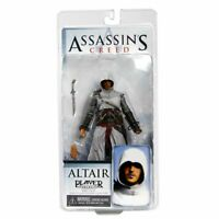 Assassin's Creed Neca Altair 7 inch Action PVC Figure Game New 2007