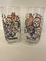 Vintage 1985 Karman/Ross Productions The Chipettes (2) Dringing Glasses