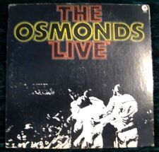 The Osmonds Live Special 2 Record Set MGM Records