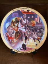 "Michael Jordan ""1991 Championship"" Collector's Plate"