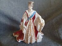 """Royal Worcester Figurine 1999 """"QUEEN VICTORIA"""" -  RW4733 - Limited Edition"""