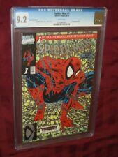 Spider-man #1 CGC 9.2     Platinum Edition