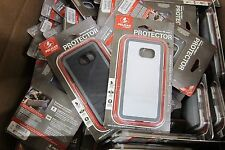 Lot of 12 NEW Pelican Progear Protector Case for Galaxy S6 Edge Plus