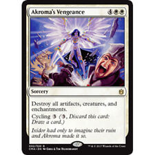 Commander Rare Individual Magic: The Gathering Cards in English