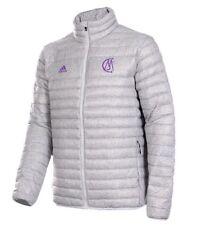 Adidas Real Madrid luz abajo chaqueta para hombre de varios tamaños totalmente nuevo PVP £ 125.00
