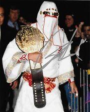 GREAT MUTA NWA WCW NEW JAPAN SIGNED AUTOGRAPH 8X10 PHOTO W/ PROOF