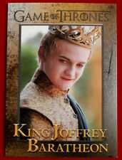 GAME OF THRONES - Season 4 - Card #36, KING JOFFREY BARATHEON - Rittenhouse 2015