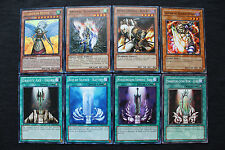 Guardian deck set (Eatos, Shooting Star Bow Ceal, Rod of Silence Kay'est, Grarl)