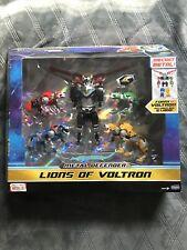 Dreamworks Lions of Voltron Legendary Metal Defender Diecast Set of 5 EXCLUSIVE
