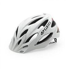 Casco para bicicleta giro XAR blanco todos montaña mate tamaño L 59-63 cm. 200125-012