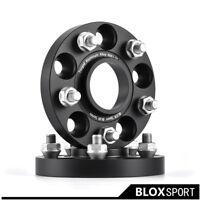 "20mm (2pc) Wheel Spacer 5x4.5"" 5x114.3 for Infiniti Q60 Roadster CB66.1 M12x1.25"