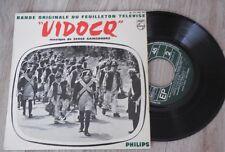 """Serge Gainsbourg – Bande Originale Du Feuilleton Télévisé """"Vidocq"""""""