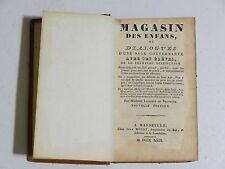 Magasin des enfants, ou dialogues d'une sage gouvernante avec ses élèves 1829