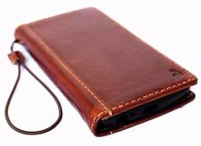 Genuine Full leather case for LG G3 id Window Credit Cards slots Slim Design new