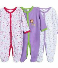 66020-Baby Boy/Girl Romper Frogsuit Carter's Brand 3 pcs