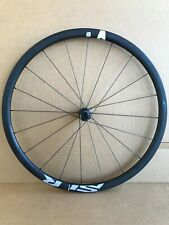 Giant SLR 1 Carbon Front Wheel Clincher Disc Centerlock Tubeless Thru Axle 700C