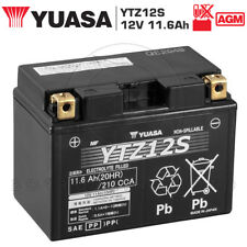 BATTERIA ORIGINALE YUASA YTZ12S 11.6Ah YAMAHA XP T-MAX TMAX 530 2012-2016