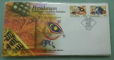 Willie: Accountant First day cover Malaysia
