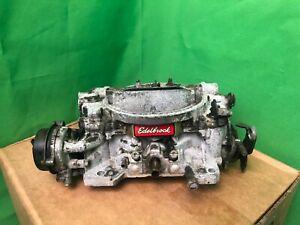 Edelbrock Carburetor 1406 for Chevy Chevelle 1964-1973