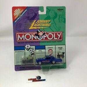 #7023  Park Place Pontiac Tempest * Johnny Lightning Monopoly * S12
