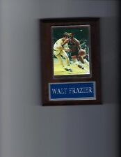 WALT FRAZIER PLAQUE NEW YORK KNICKS NY BASKETBALL NBA