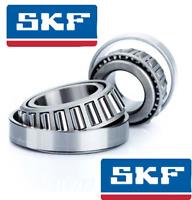 2 Stk. SKF Kegelrollenlager Schrägrollenlager 30207 35x72x18,25 mm J2/Q Bearing
