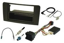 MERCEDES M CLASS W164 2005 > SINGLE or DOUBLE DIN  FITTING KIT STEREO & SWC