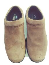 Red Head Men's Sz 11M Slip On Loafers Suede Leather Brown Casual Shoes