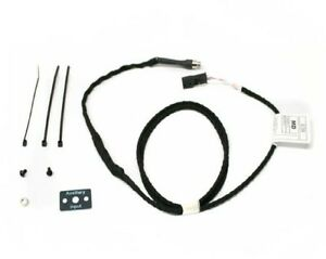 Auxiliary Input Cable Kit Genuine For BMW 82110149391