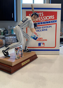 DON MATTINGLY 1990 SPORTS IMPRESSIONS NEW YORK YANKEES SUPER SIZED Excellent