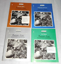 Prentice Hall Science 4 Activity Books Lot Ecology Earth Living Resource 6th-8th