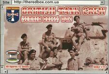 Orion 1/72 WW2 British Tank Crew (Summer Uniforms)