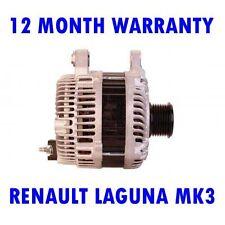 RENAULT LAGUNA MK3 MK III 2.0 DCI 2007 2008 2009 2010 - 2015 RMFD ALTERNATOR