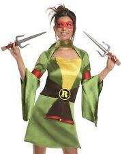 TMNT Turtles Womens Costumes Rubies