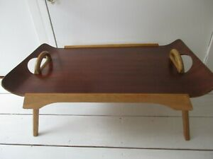 VINTAGE 1950's THE CENTURION BY PARAGON FOLDING SERVING TRAY / TABLE
