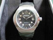 CARRERA mans stainless steel date quartz watch.  bx 043