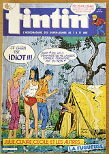 BD Comics Magazine Hebdo Journal Tintin No 33 40e 1985 Julie, Claire, les Autres