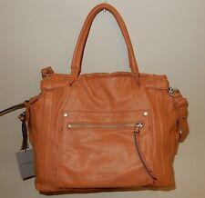 New Liebeskind Sporty Vintage Leather Satchel -Virginia Cognac