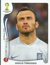 PANINI STICKER - FIFA - WORLD CUP 2014 - NUMBER 206 Vasilis Torosidis